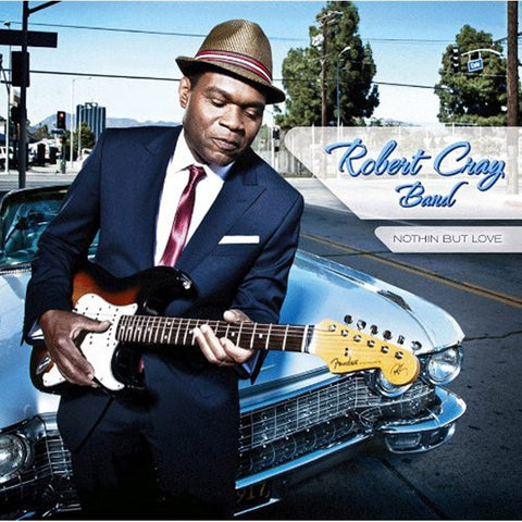 Robert Cray - Nothin But Love on Limited Edition LP - direct audio