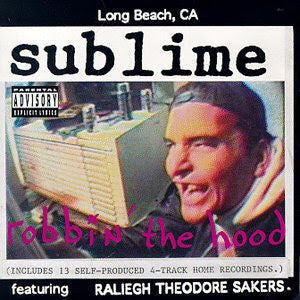 Sublime - Robbin' The Hood on Vinyl 2LP - direct audio