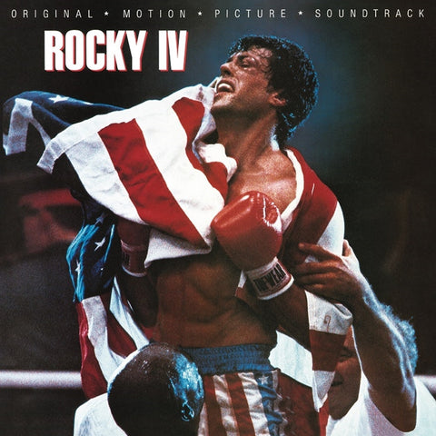 Rocky IV: Original Motion Picture Soundtrack - Various Artists on LP - direct audio