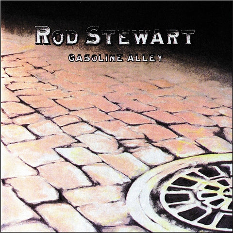 Rod Stewart - Gasoline Alley on 180g LP - direct audio
