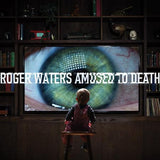 Roger Waters - Amused To Death 200 Gram Vinyl LP - direct audio - 1