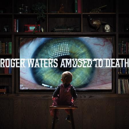 Roger Waters - Amused To Death Hybrid Multichannel SACD - direct audio - 1