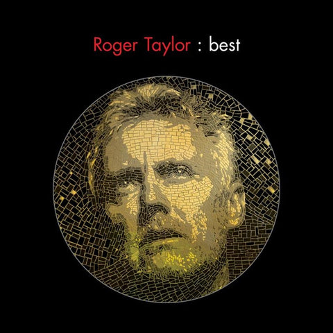 Roger Taylor (Queen) - Best on Limited Edition Colored Vinyl 2LP - direct audio