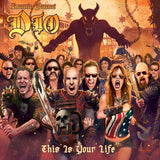 Ronnie James Dio - (A Tribute To) This Is Your Life - Various Artists 2LP - direct audio