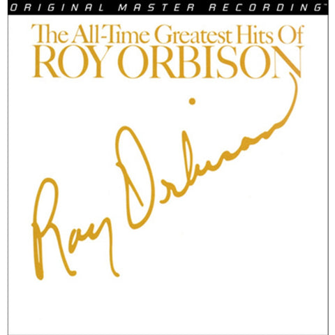 Roy Orbison - The All-Time Greatest Hits of Roy Orbison on Numbered Limited-Edition 24K Gold CD from Mobile Fidelity - direct audio