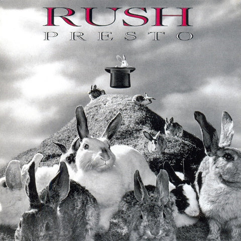 Rush - Presto 200g Vinyl LP + Download (Out Of Stock) - direct audio