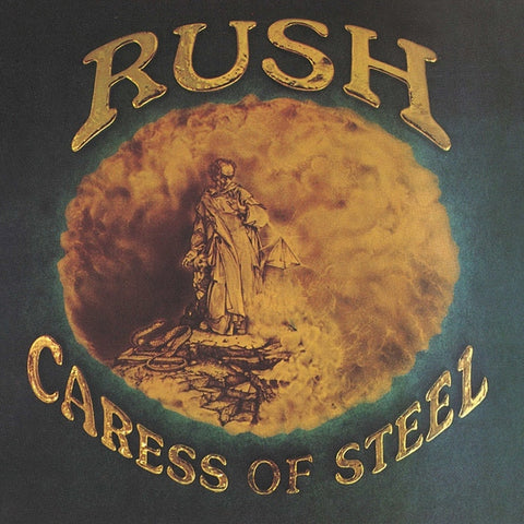 Rush - Caress Of Steel 200g LP + Download - direct audio