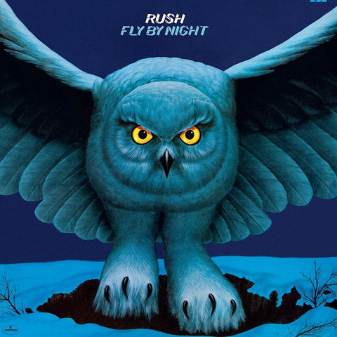 Rush - Fly By Night 180g Vinyl LP + Download - direct audio