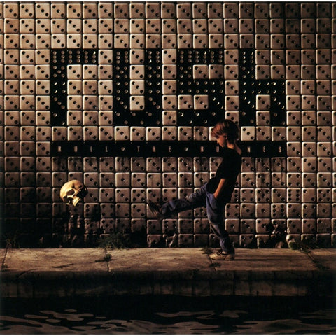 Rush - Roll The Bones 200g Vinyl LP + Download (Awaiting Repress) - direct audio