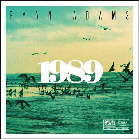 Ryan Adams - 1989 Limited Edition LP - direct audio