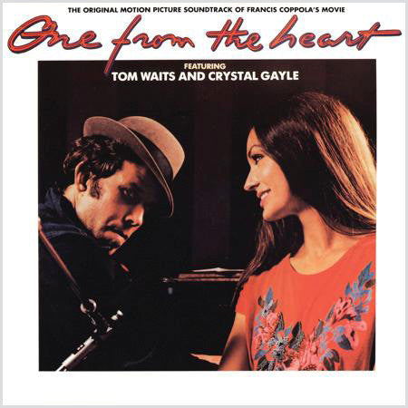 Tom Waits and Crystal Gayle - One from the Heart Soundtrack on 180g Vinyl LP - direct audio