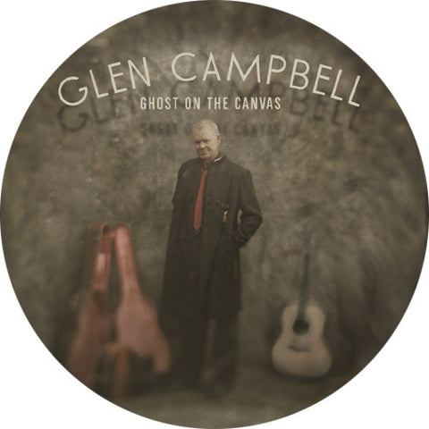 Glen Campbell - Ghost On the Canvas LP (Picture Disc) - direct audio