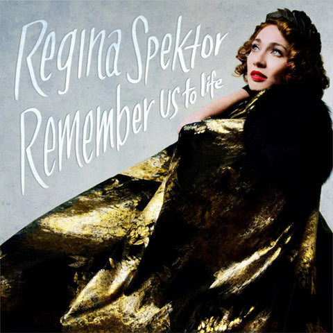 Regina Spektor - Remember Us To Life Vinyl LP - direct audio