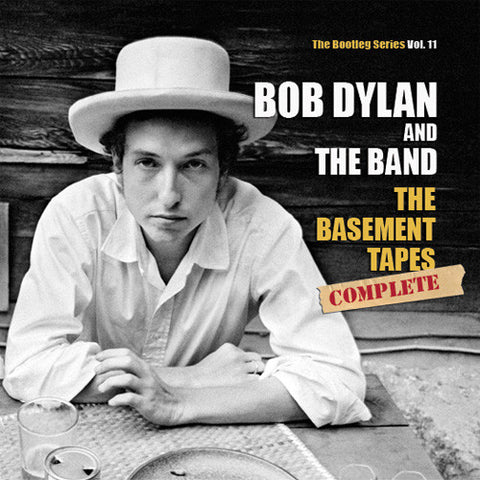 Bob Dylan - The Basement Tapes Raw: The Bootleg Series Vol. 11 6CD Box Set - direct audio