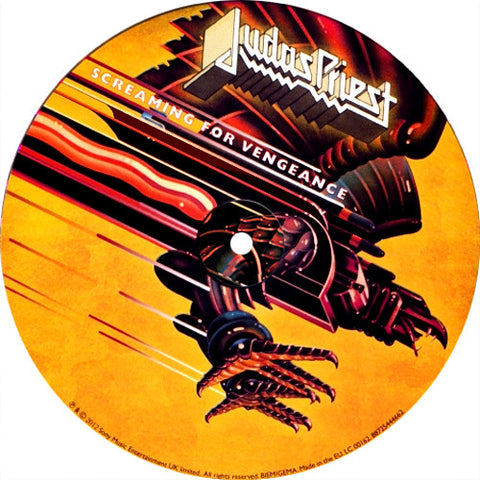 Judas Priest - Screaming For Vengeance: 30th Anniversary Edition on Picture Disc 180g LP - direct audio