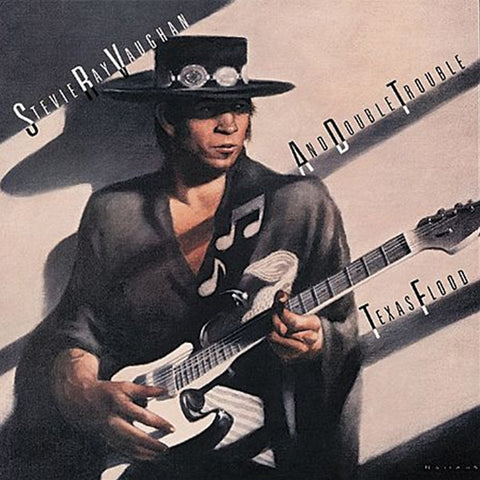 Stevie Ray Vaughan and Double Trouble - Texas Flood 180g Vinyl 2LP - direct audio