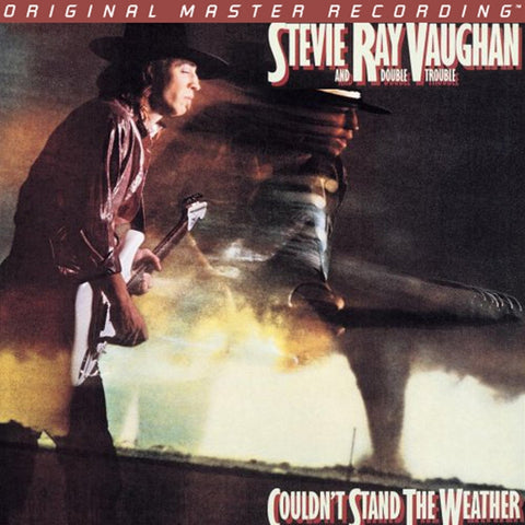 Stevie Ray Vaughan and Double Trouble - Couldn't Stand The Weather on Numbered Limited Edition Hybrid SACD from Mobile Fidelity - direct audio
