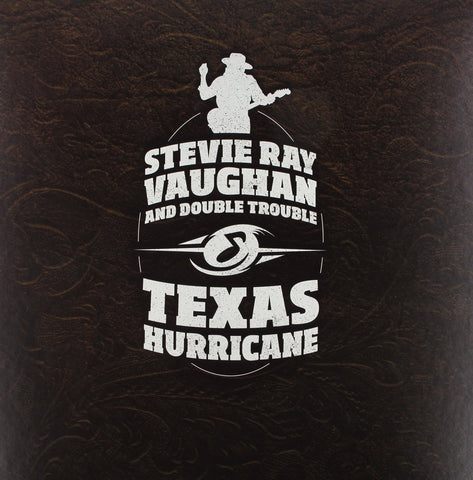 Stevie Ray Vaughan - Texas Hurricane 200g 45RPM 12LP Box Set - direct audio - 1