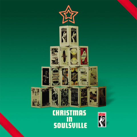 Christmas In Soulsville - Various Artists on LP - direct audio