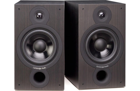 Cambridge Audio - SX-60 Bookshelf Speakers Pair - direct audio - 2