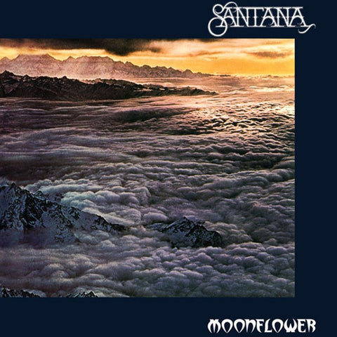 Santana - Moonflower on Limited Edition 180g 2LP - direct audio - 1