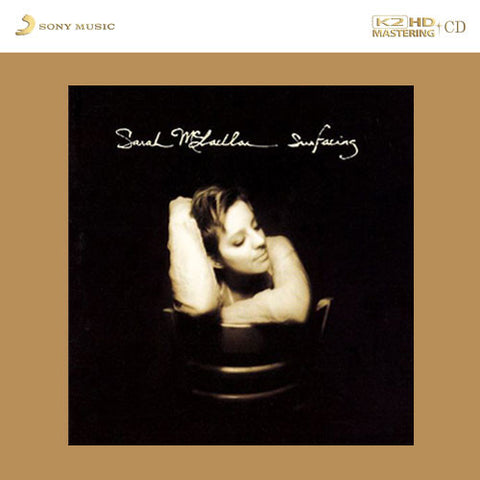 Sarah McLachlan - Surfacing on Numbered Limited Edition K2 HD Mastering CD - direct audio