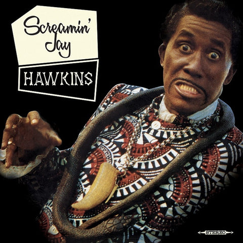 Screamin' Jay Hawkins - I Put A Spell On You: The Essential Collection Vinyl LP - direct audio