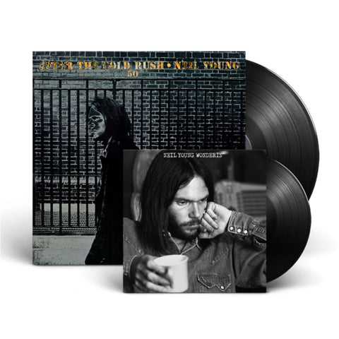 "Neil Young - After The Gold Rush: 50th Anniversary Edition 180g Vinyl LP + 7"" Box Set Coming March 19 2021 Pre-order - direct audio"