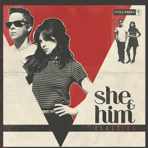 She And Him - Classics on 180g LP + Download - direct audio