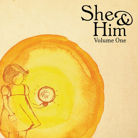 She & Him - Volume One On 180g Vinyl LP + MP3 Download Coupon - direct audio