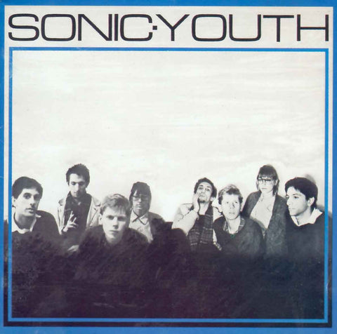 Sonic Youth - Sonic Youth Vinyl 2LP - direct audio