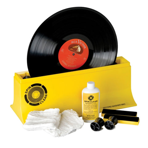 Spin-Clean® - Starter Kit Mk2 - direct audio