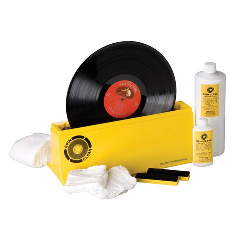 Spin-Clean® - Complete Record Washer System Mk2 - direct audio