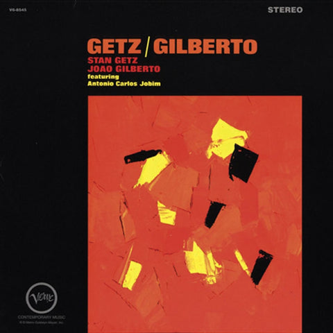 Stan Getz And Joao Gilberto - Getz And Gilberto on 200g 45RPM 2LP - direct audio