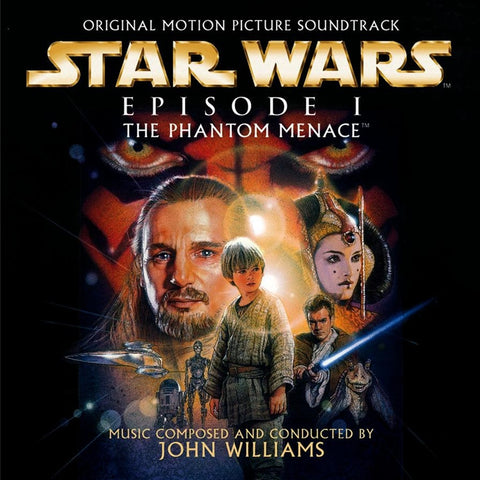 John Williams - Star Wars Episode 1: The Phantom Menace Limited Edition 180g 2LP - direct audio