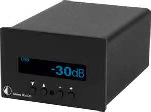 Pro-Ject - Stereo Box DS (Integrated Amplifier) - direct audio