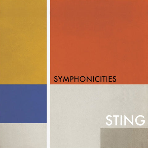 Sting - Symphonicities on Vinyl 2LP - direct audio