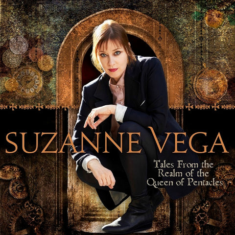 Suzanne Vega - Tales From The Realm Of The Queen Of Pentacles on LP - direct audio