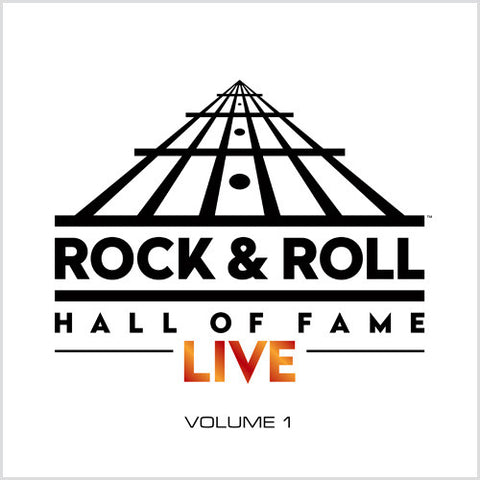 The Rock and Roll Hall of Fame Volume 1 Limited Edition Vinyl LP - direct audio