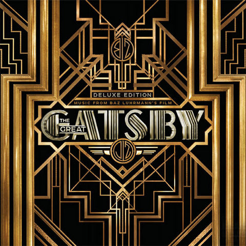 The Great Gatsby: Original Motion Picture Soundtrack - Various Artists on 180g 2LP - direct audio