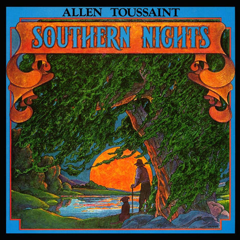 Allen Toussaint - Southern Nights on 180g LP - direct audio
