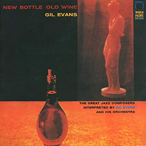 Gil Evans - New Bottle, Old Wine: Blue Note Tone Poet Series 180g Vinyl LP - direct audio