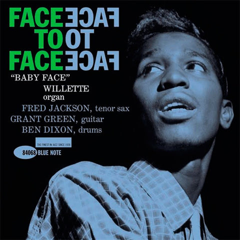 Baby Face Willette Quartet - Face To Face: Blue Note Tone Poet Series 180g Vinyl LP - direct audio