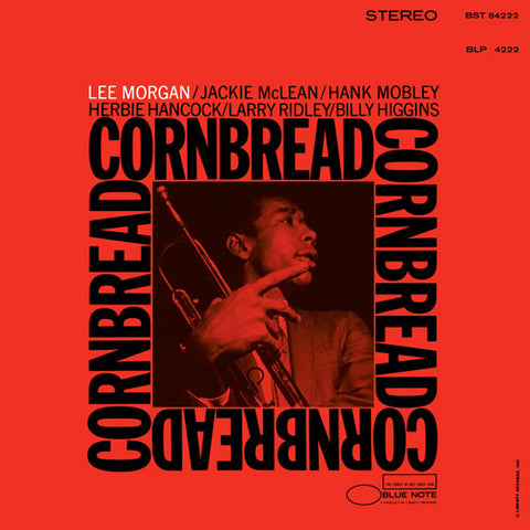 Lee Morgan - Cornbread Vinyl LP - direct audio