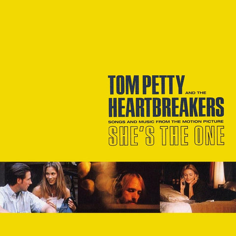Tom Petty And The Heartbreakers - She's The One on 180g Vinyl LP - direct audio
