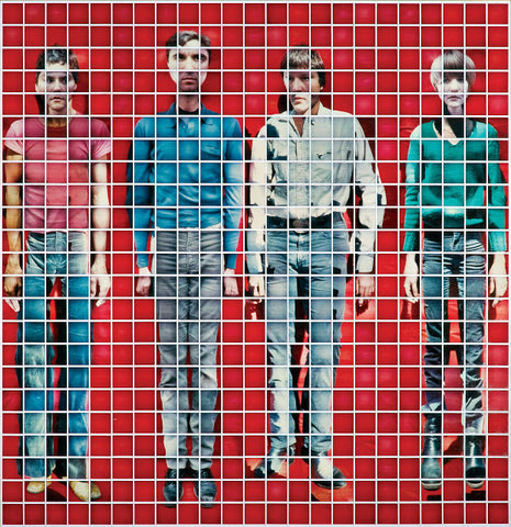 Talking Heads - More Songs About Buildings And Food 180g LP - direct audio - 1
