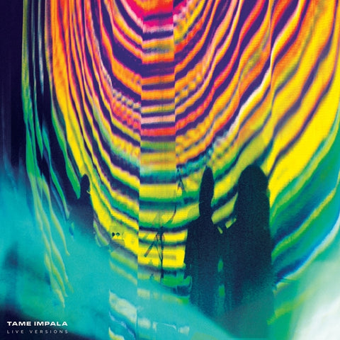 Tame Impala - Live Versions on Limited Edition Import LP - direct audio