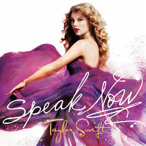 Taylor Swift - Speak Now 2LP - direct audio