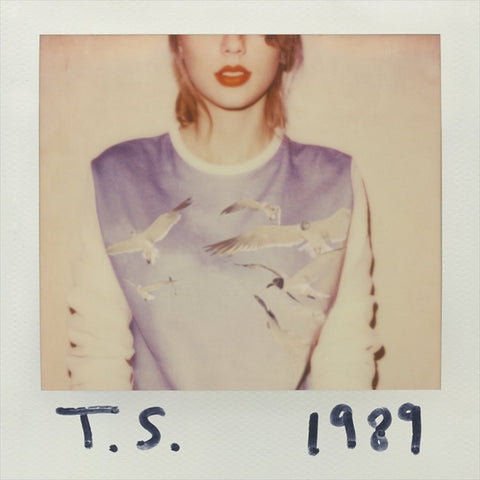 Taylor Swift - 1989 Vinyl 2LP - direct audio