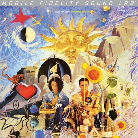 Tears for Fears - The Seeds of Love on Numbered Limited Edition LP from Mobile Fidelity Silver Label - direct audio